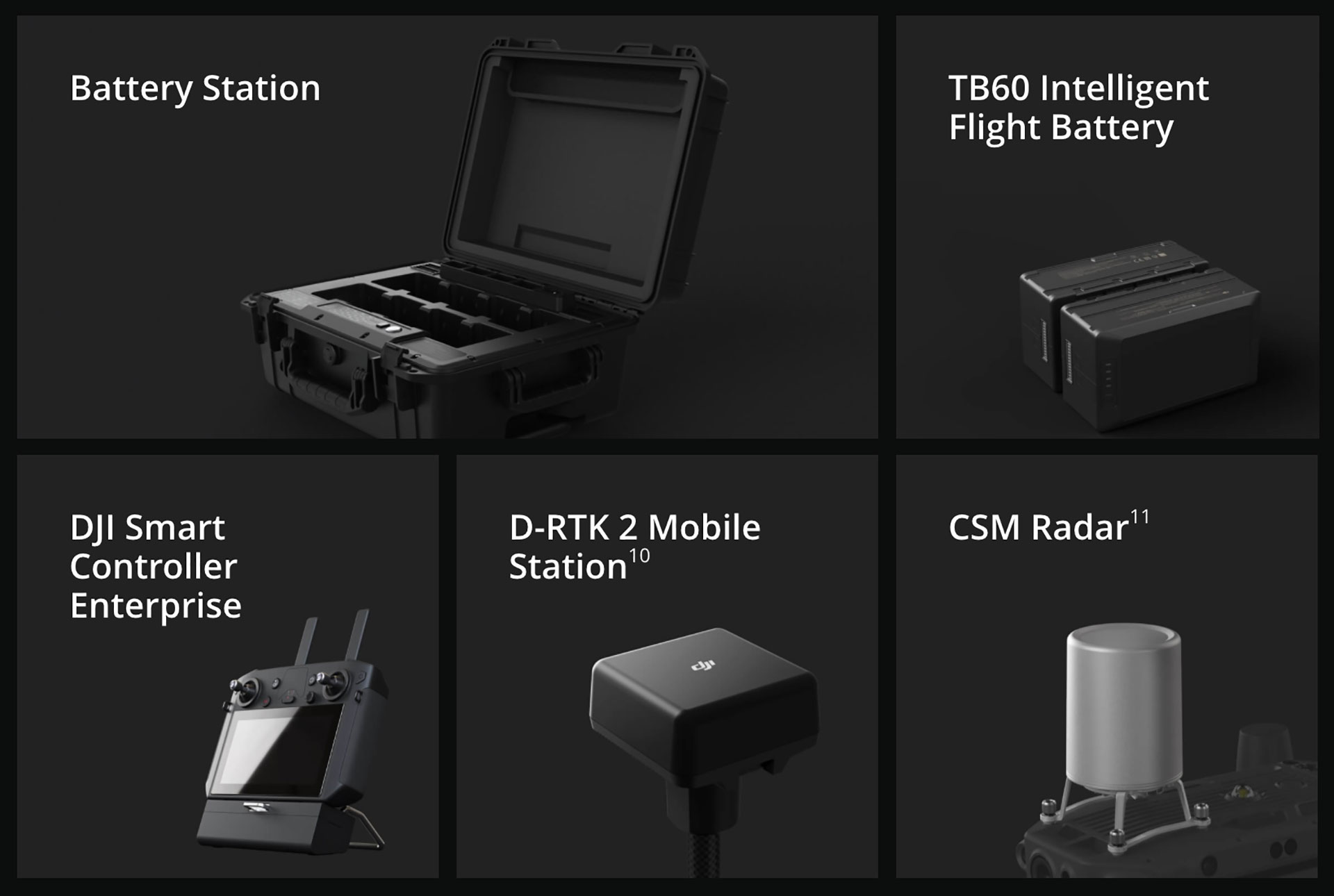 DJI Matrice 300 RTK Accessories